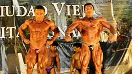 9 guatemaltecos buscarán quedarse con el cetro regional del músculo. (Foto: Mike Rosales)