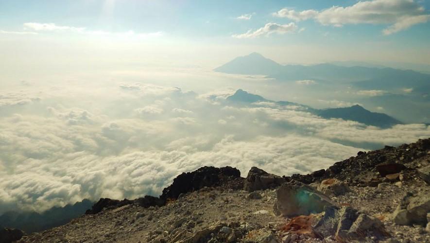 Ascenso al Volcán Tajumulco por Cumbres y Destinos GT | Diciembre 2016