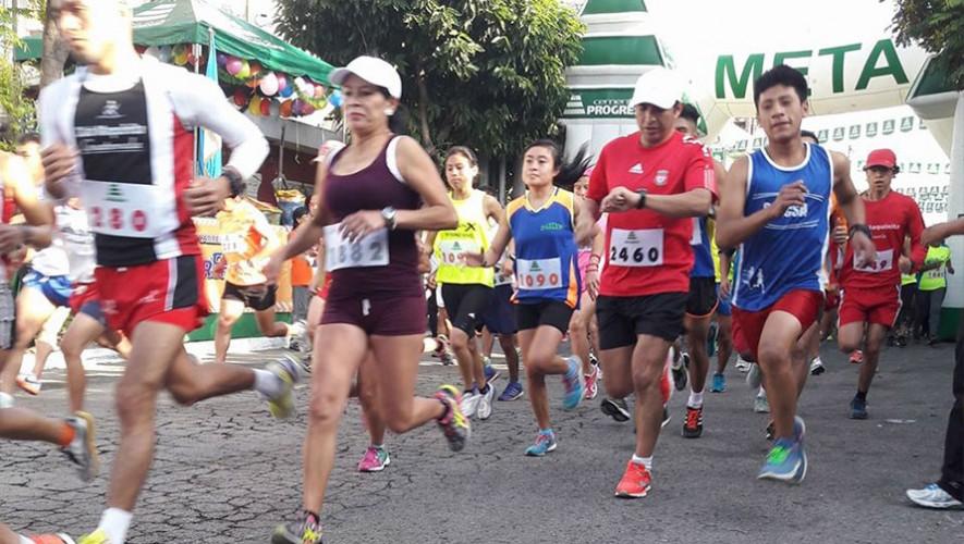 Carrera 8K Corre por una Sonrisa en San Cristóbal   Diciembre 2016