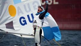 Juan Maegli fue uno de los atletas más destacados en este año y en el ciclo olímpico 2013-2016. (Foto: COG)