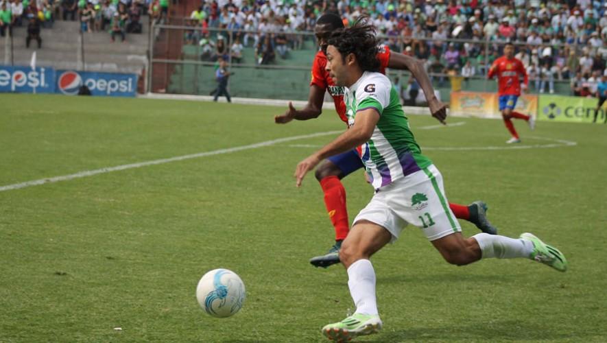 El primer partido de la final se llevará a cabo en el Estadio Pensativo. (Foto: Kinesio Taping Guatemala)