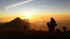La mejor manera de iniciar el año es conquistando las cumbres más bonitas del país. (Foto: Julio Ocaña)