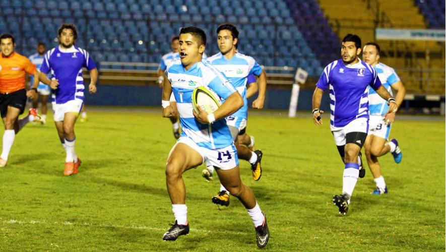 Guatemala vs Costa Rica, final del Torneo Sudamericano C de Rugby | Diciembre 2016