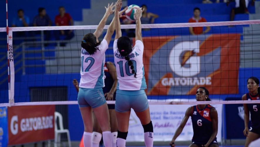 El tercer rival de Guatemala fue Panamá, al cual superó sin ningún problema. (Foto: Afecavol)