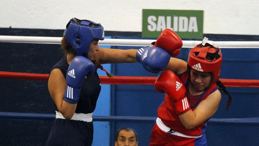 Varios boxeadores juveniles compitieron en las 21 divisiones que se habilitaron para los Juegos Nacionales. (Foto: CDAG)