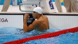 Ávila impuso récord nacional en las pruebas de 50, 100 y 200 metros libre. (Foto: COG)