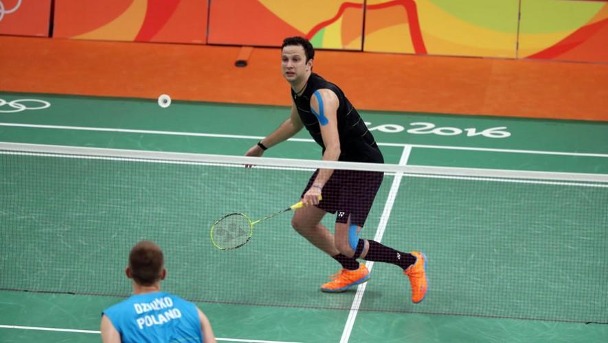 Luego de su lesión en los Juegos Olímpicos de Río 2016, Kevin Cordón volverá a ver acción en el Centroamericano. (Foto: COG)