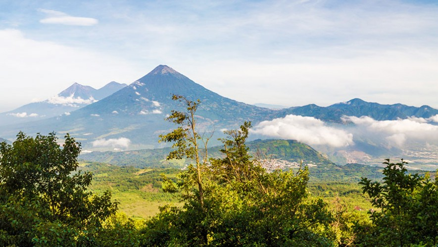 La Trilogía: Ascenso a los volcanes Agua, Fuego y Acatenango   Diciembre 2016