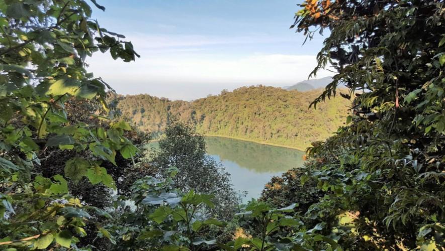 Ascenso al Volcán y Laguna Chicabal por Guatextrema 2.0   Enero 2017