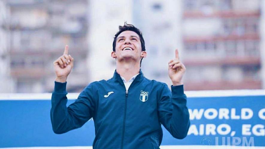 El 2016 trajo consigo grandes logros para nuestros deportistas, que una vez más pusieron el nombre de Guatemala en alto. (Foto: Facebook de Charles Fernández)