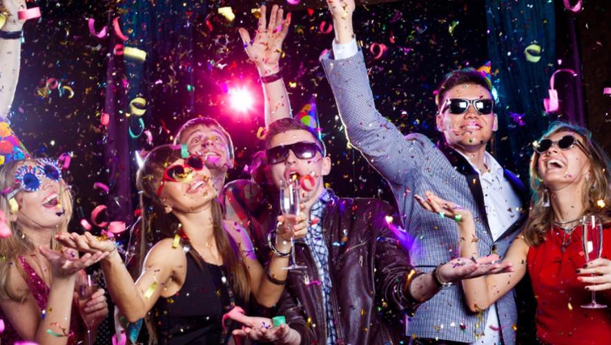 Fiesta de Año Nuevo en Lobby Bar | Diciembre 2016