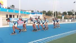 Guatemala estará presente con una atleta senior y el resto en juveniles.(Foto: Asociación de Patinaje de Ruedas de Patinaje)