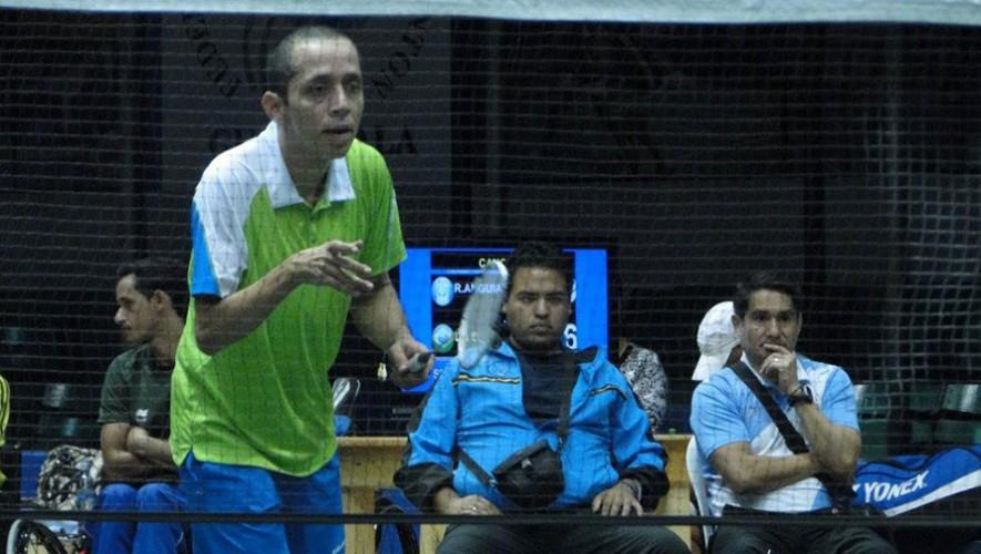 Anguiano ganó el primer lugar en la llave de singles y de dobles. (Foto: Facebook de Raúl Anguiano)