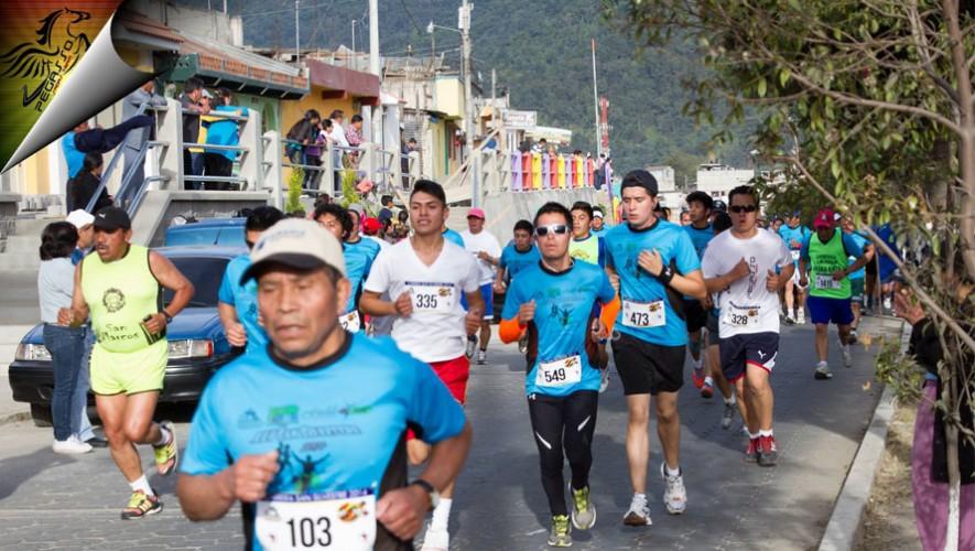 Carrera San Silvestre en San Pedro Sacatepéquez | Diciembre 2016