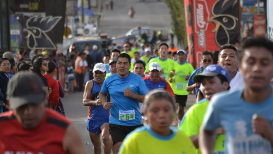 Carrera San Silvestre en Quetzaltenango | Diciembre 2016
