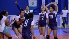 La selección de Guatemala busca su clasificación a la siguiente fase de las Eliminatorias Mundialistas de voleibol femenino. (Foto: Afecavol Voleibol)