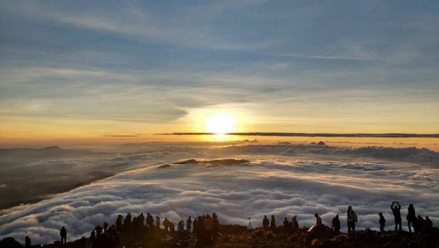 Ascenso al Volcán Tajumulco por la Ruta Sur | Diciembre 2016