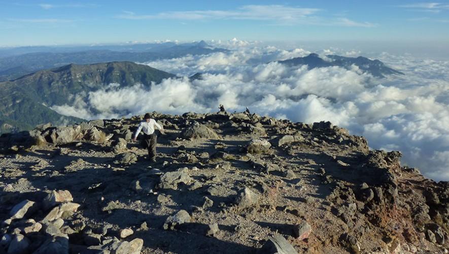 Ascenso al Volcán Tajumulco por K'ashem | Diciembre 2016