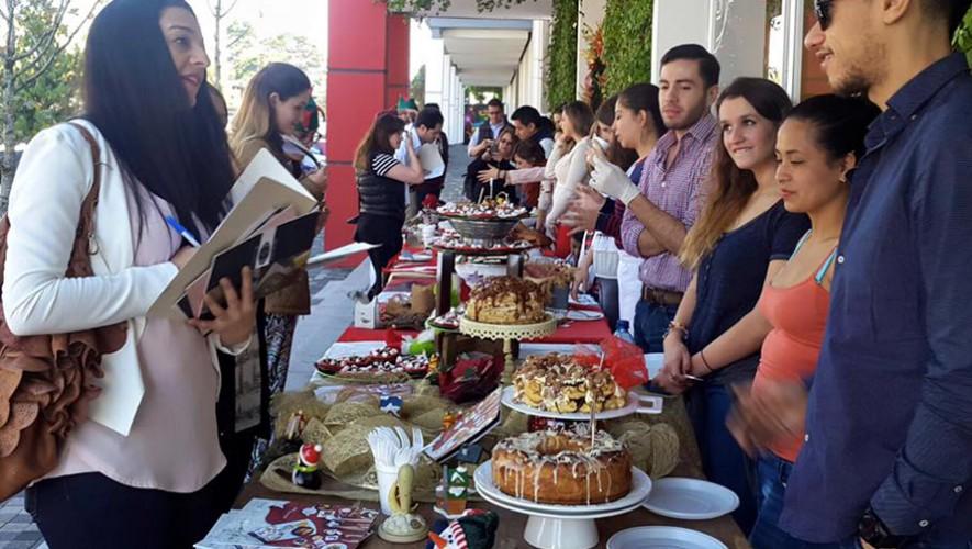 Concurso de postres navideños de TBR Magazine en Pradera Concepción | Diciembre 2016