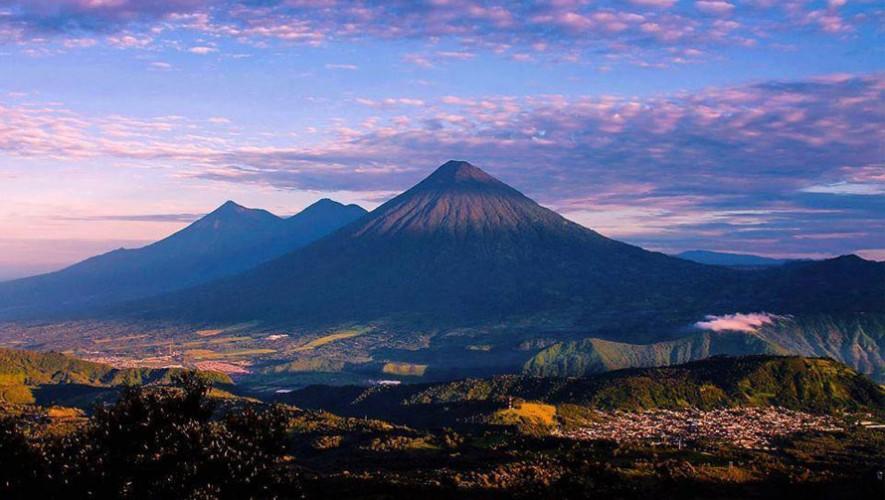 La Trilogía por Go2Guate: Ascenso a volcanes Agua, Fuego y Acatenango   Diciembre 2016