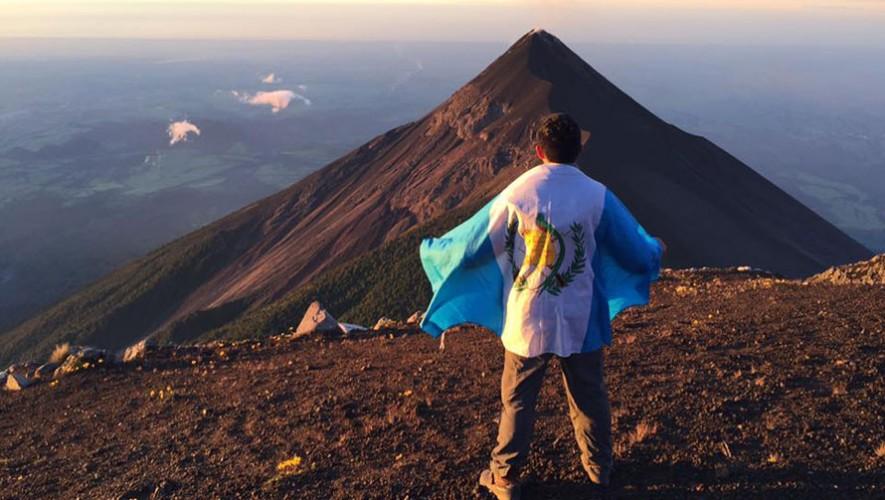 Ascenso y campamento al Volcán Acatenango | Enero 2017