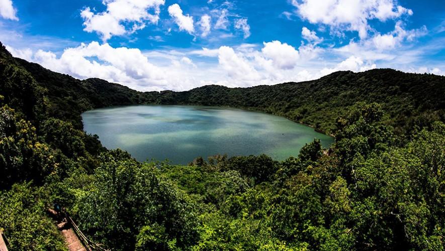 Ascenso al Volcán y Laguna de Ipala por Adventour Squad | Enero 2017
