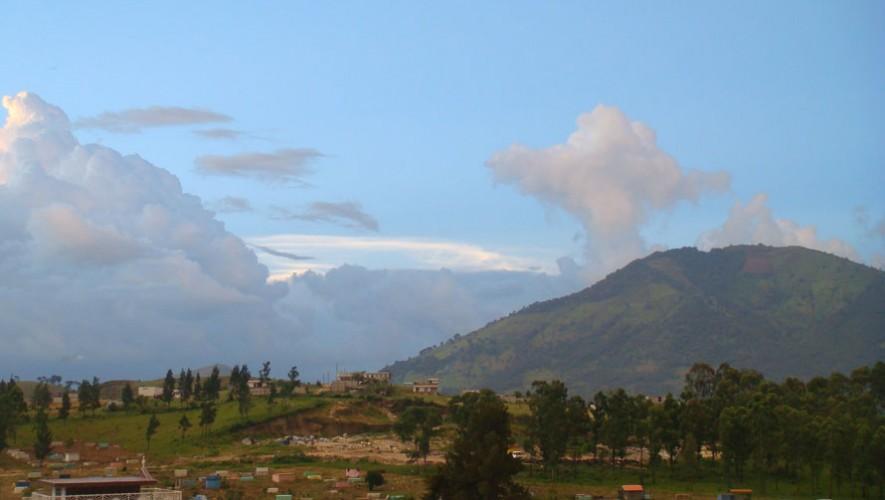 Ascenso Ecológico al Volcán Jumay | Diciembre 2016