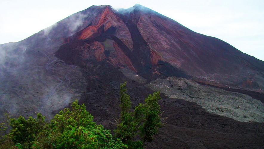 Ascenso benéfico al Volcán de Pacaya por Extremo a Extremo | Enero 2017