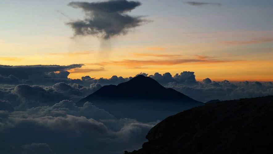 Ascenso al Volcán Tacaná por Rumbo Maya | Enero 2017