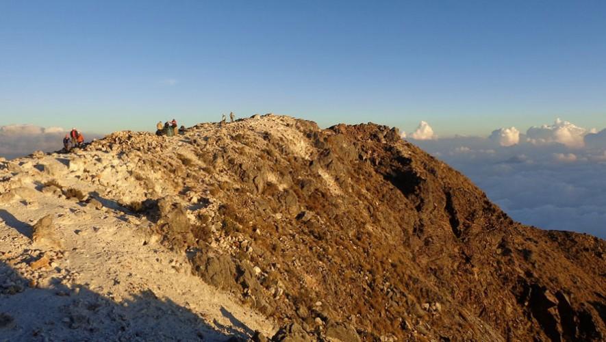 Ascenso al Volcán Tajumulco por LavaXpedition GT | Diciembre 2016