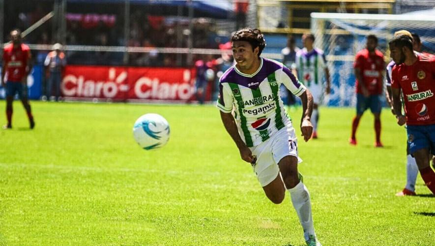 Partido de vuelta Municipal vs Antigua, final del Torneo Apertura | Diciembre 2016