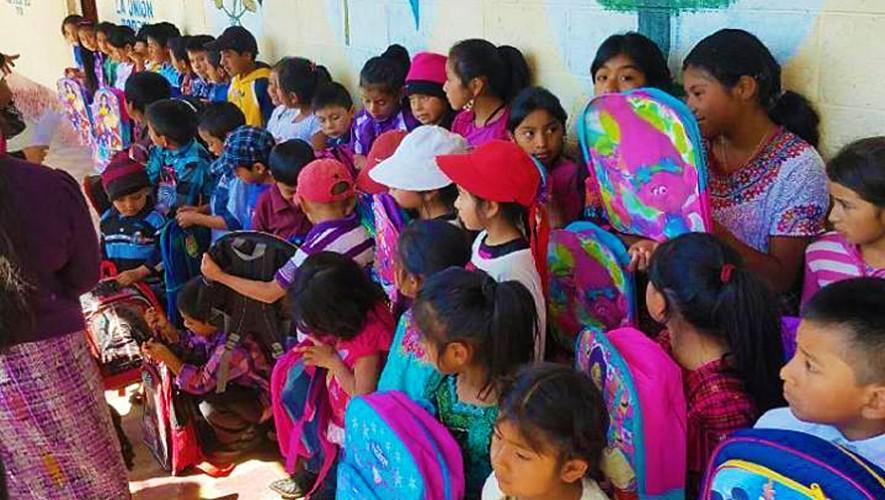 Además de ayudar, podrás disfrutar de un colazo 16K. (Foto: Angels of Charity Foundation)