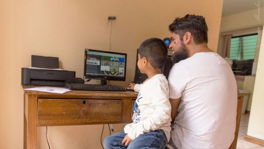El autismo es una condición neurológica presente en población de Guatemala. (Foto: Asociación Guatemalteca por el Autismo)