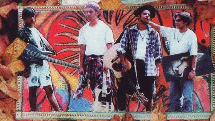 La agrupación guatemalteca se formó en 1992 y a lo largo de su carrera musical ha creado cuatro discos. (Foto: 1000 Canciones)