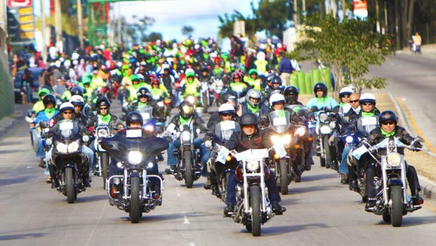Tradicional Caravana del Zorro en Guatemala. (Foto: Ministerio de Cultura y Deportes)