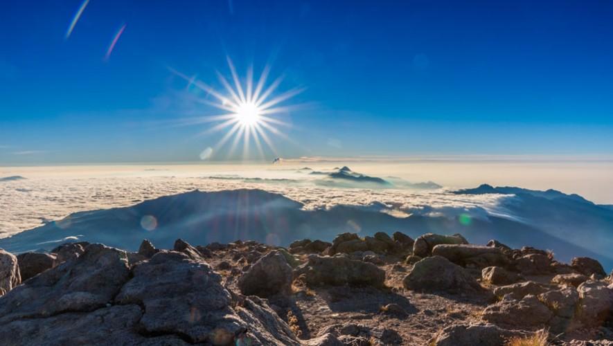 Ascenso al Volcán Tajumulco por Xibalbá Adventures | Enero 2017