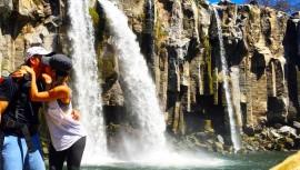 Cascada de Los Amates. (Foto: Andrea Pinto)