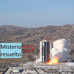 El meteorito que se vio en Guatemala era un cohete chino
