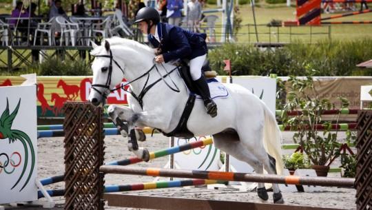 Emiliano participará por segunda vez consecutiva en una competencia de alto nivel. (Foto: Prensa ANEG)