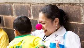 El 21 y 22 de enero de 2017 se realizará la primera convocatoria de voluntarios para Fábrica de Sonrisas. (Foto: Fábrica de Sonrisas)