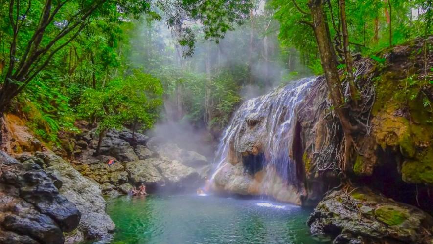 Finca para so izabal piscinas naturales que puedes for El paraiso de las alfombras