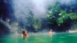 Aguas termales que puedes encontrar en Guatemala