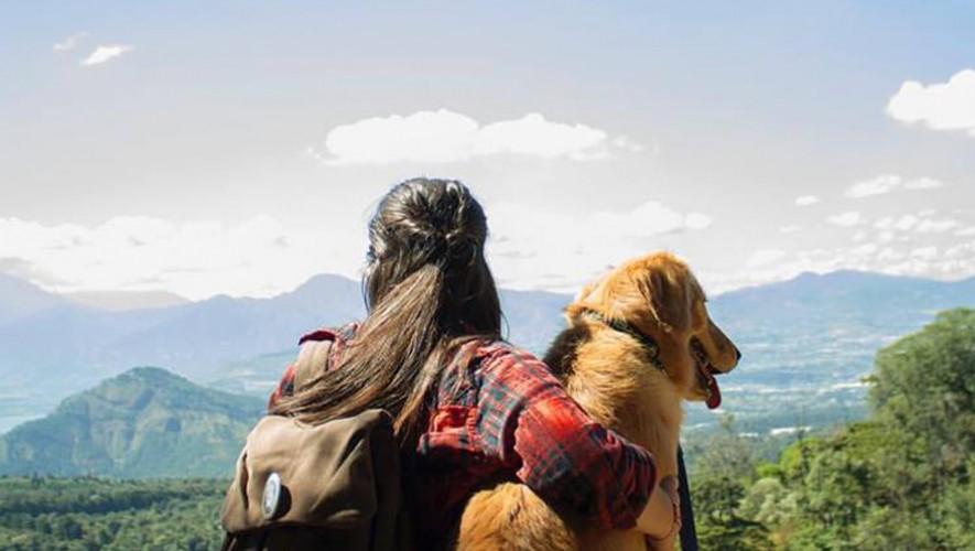 Viaje de un día con tu perro a parque ecológico Green Rush | Abril 2017