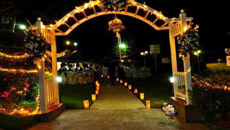 Granja Lucita Jardines Perfectos Para Casarse En Guatemala