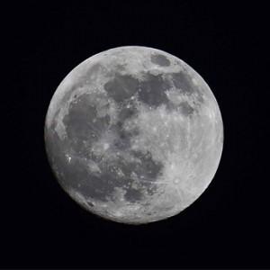 Habrá Luna llena en el 2017