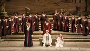 Ópera Idomeneo en el Teatro Dick Smith del IGA | Marzo 2017
