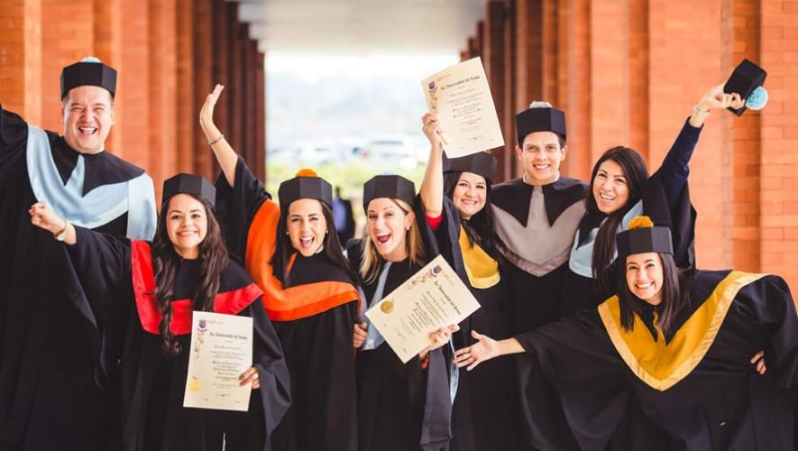 Inicio de clases en universidades de Guatemala 2017