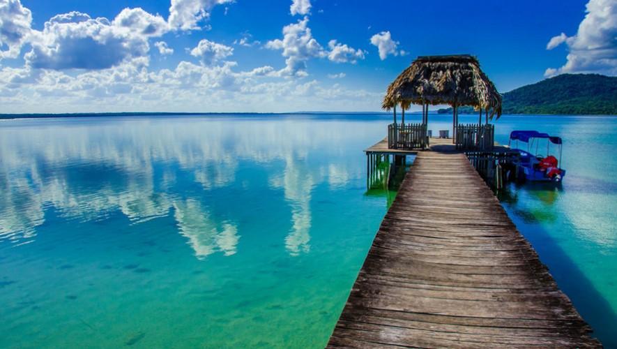 De acuerdo con el diario estadounidense, el Lago Petén Itzá es increíble para observar atardeceres. (Foto: The Huffington Post)