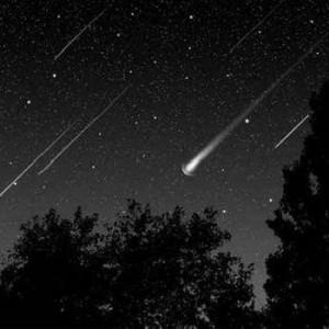 Lluvia de meteoritos 2017