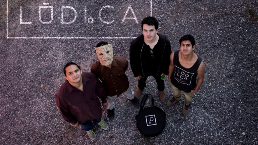 Lúdica es una banda guatemalteca que presenta una nueva propuesta de indie rock y post rock instrumenta.(Foto: Lúdica)